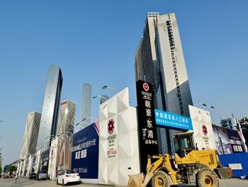 中建八局-大连朗豪东港项目